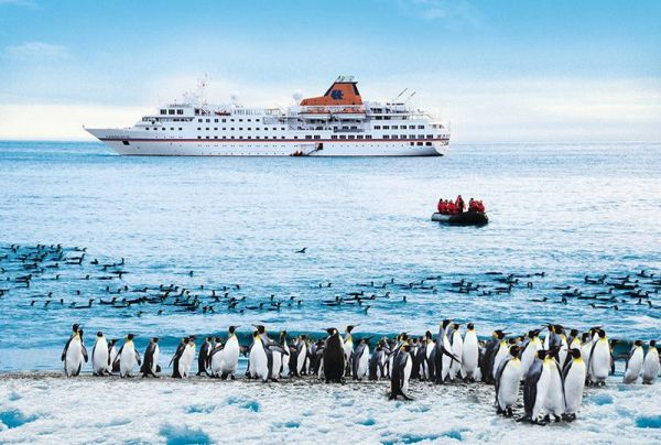 Expedition Antarktis mit MS Hanseatic buchen