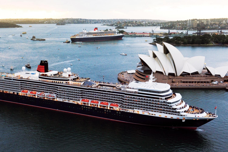 Queen Mary 2 Kreuzfahrt Online Buchen Schiffs