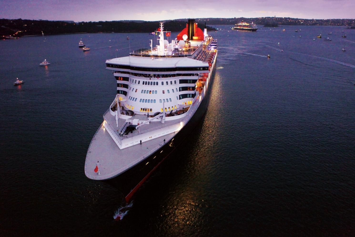 Queen Mary 2 Kreuzfahrt Online Buchen Schiffs Urlaub De